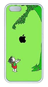 Giving Tree Protective Rubber Material Case Cover Fits iPhone 6 plus