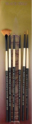 Black Gold by Dynasty - BG-8 Brush Set ()