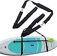 Paddle Board Carrier/Paddle Board SUP Strap Carry Strap,for Paddleboards, Surfboards, Longboards and Kayaks, A