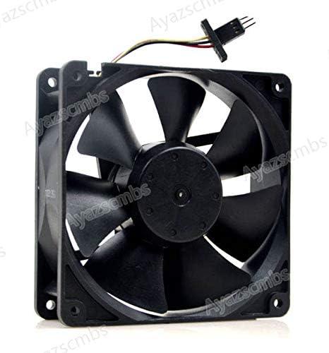 Ayazscmbs compatibili per NMB 4715KL-05W-B39 12038 24V 0.4A 12CM 3-Wire Raffreddamento Ventilatore