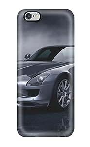 New Design Shatterproof YvJiPoI1554MolHH Case For Iphone 6 Plus (mercedes Sls Amg 16)