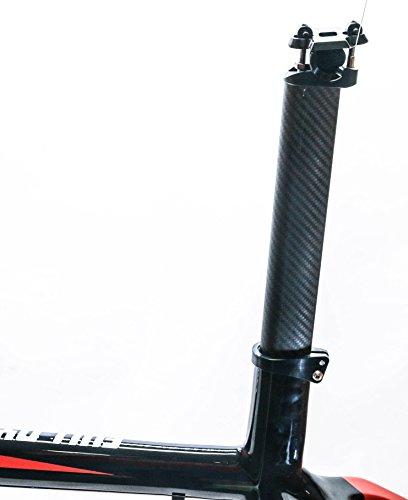 "Italian Full Dynamix Swat 19"" Carbon 26"" Hardtail MTB Bike Frame MSRP $1999 NEW"