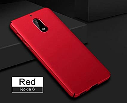 innovative design 34bca bc16c Roxel Nokia 6 Back Cover 4 Cut All Sides Protection: Amazon.in ...