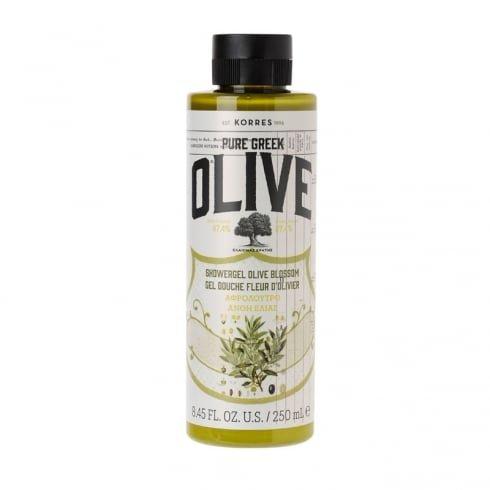 Korres Pure Greek Olive Shower Gel Olive Blossom (Olive Blossom)