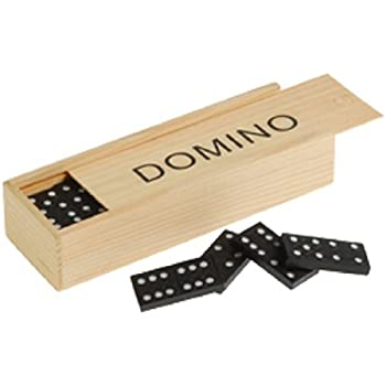 Amazon.com: Ace Mini Dominoes: Toys & Games