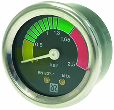 RANCILIO Pressure Gauge 52 Mm 0÷2.5 Bar