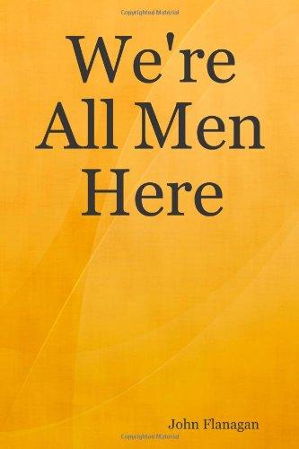 We're All Men Here PDF
