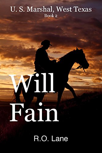 Will Fain, U.S. Marshal, Book 2 cover