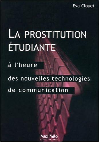 Livre gratuits en ligne La Prostitution Etudiante pdf