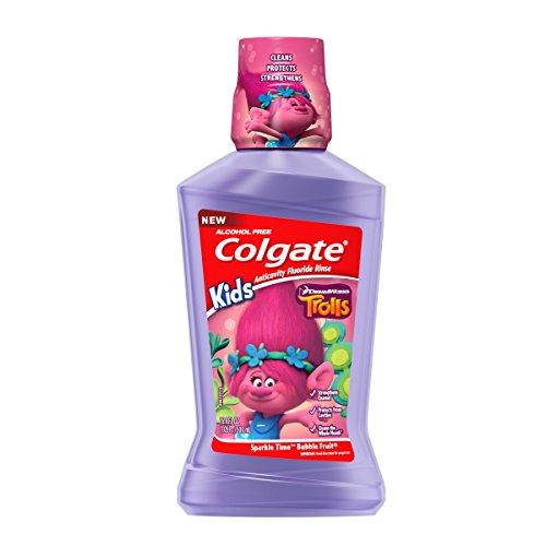 Colgate Kids Mouthwash Trolls Pack