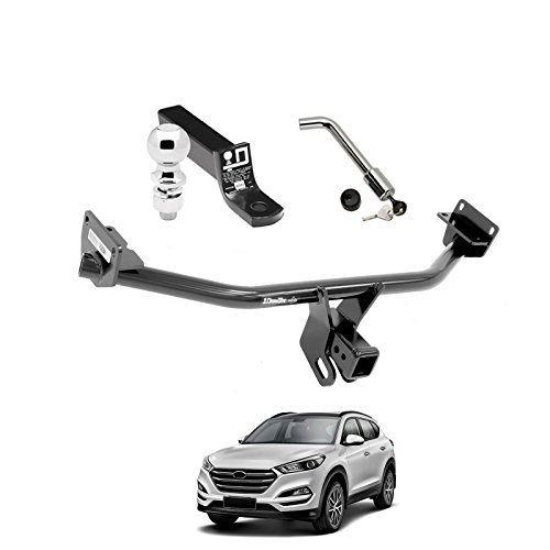 Towing Kit (Draw-Tite Frame + Ball Mount + Hitch) for 2015-2018 Hyundai Tucson by Fenza