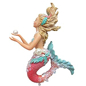 41z4puvf9zL._SS300_ 100+ Mermaid Christmas Ornaments