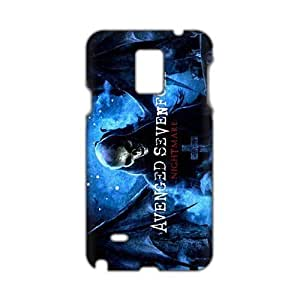 Angl 3D Case Cover Avenged Sevenfold Phone Case for Samsung Galaxy Note4