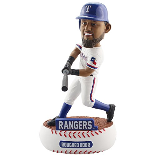 Roughned Odor Texas Rangers Baller Special Edition Bobblehead MLB
