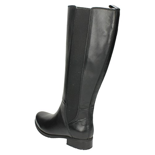 Clarks Gail Verlie Long Boots Black Women's 7qE7r4zxw