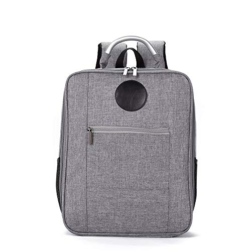 Price comparison product image certainPL Waterproof Durable Shoulder Bag Carrying Bag Protective Storage for MJX Bug B5w (Gray)