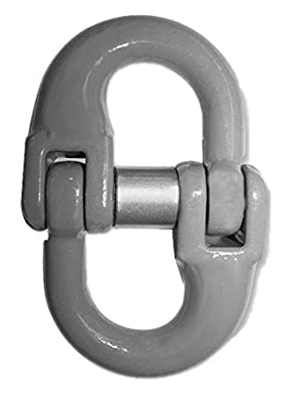 All Material Handling CLX22 Connecting Link G100 Alloy Chain Fittings 7//8 Size