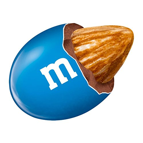 M&M's with Almond Candy, 15.9-Ounce Packages (Pack of 4) by M&M'S (Image #4)