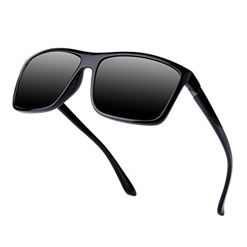 These sunglasses are the perfect pair. They look great on a round or oval face! Men's or women's. I have not had  a great pair of sunglasses like this in a while.