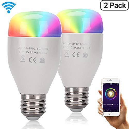 E27 7W Led Light Bulb in US - 9