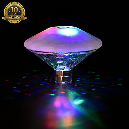 Floating Disco Underwater Led Light Show