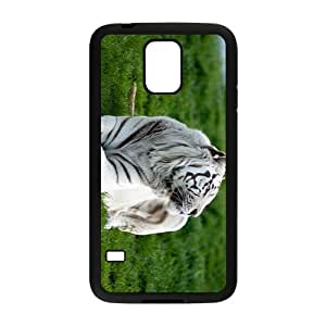 The White Tiger Hight Quality Plastic Case for Samsung Galaxy S5