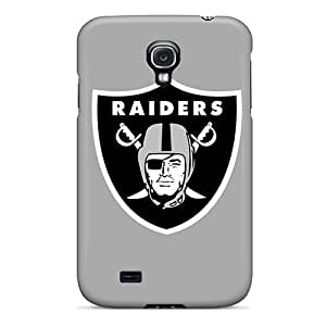 Galaxy S4 Case Cover Oakland Raiders 5 Case - Eco-friendly Packaging