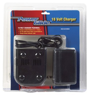 """""""Power Glide"""" Replacement Battery Charger 18V"""
