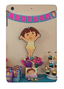Marvelouscases Anti-scratch And Shatterproof Dora The Explorer Centerpiece By Prestigepartyplanner On Etsy Phone Case For Ipad Mini/mini 2/ High Quality Tpu Case