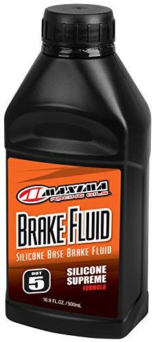 Maxima Racing USA 80-81916 DOT 5 Silicone Brake Fluid, 16.9 Ounces