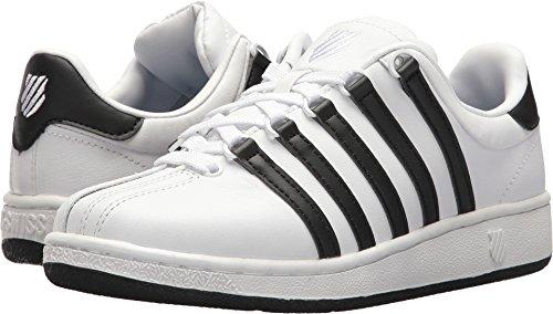K-swiss Damer Vn Sneaker Hvid / Sort / Sort eb7htk
