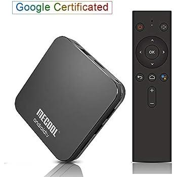 Amazon com: BuzzTV XPL 3900 Octa Core Android 7 1 IPTV Set