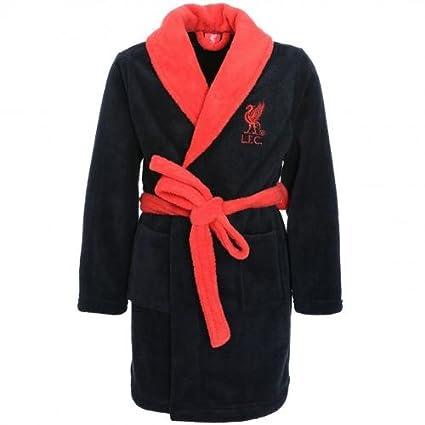 Liverpool F.C. Boys Dressing Gown 6 8 yrs S60DRELVB: Amazon