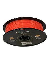 1,75 mm), color naranja, filamento de impresora 3d PLA   1 kg Carrete (2.2 libras)   Precisión dimensional +   0,03 mm