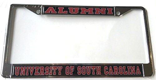 (USC Gamecocks - University of South Carolina Alumni Car Tag License Frame)