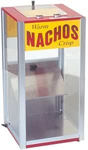 Paragon 100 Quart Nacho Peanut Or Popcorn Warmer Merchandiser Sports Outdoors Amazon Com