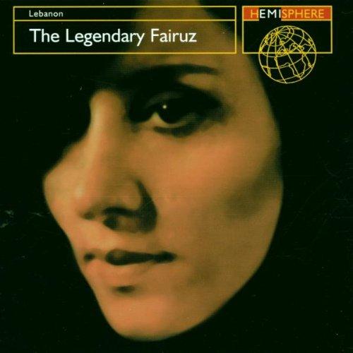 The Legendary Fairuz: Lebanon by EMI