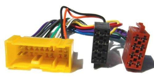 Watermark WM-0155P Cable Adaptador para Radio de Coche para Modelos, Nissan Almera, Tino, Primera, Micra, X-Trail, a Partir de1999 con Conector ISO (tensió n + 4 Altavoces) a Partir de1999 con Conector ISO (tensión + 4 Altavoces)