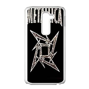 Diy Phone Cover Metallica for LG G2 WEQ579006