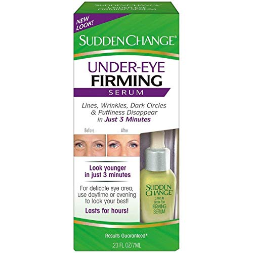 Sudden Change Under-Eye Firming Serum 0.23 oz Pack of 4