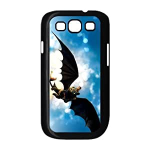 Custom Cartoon Movie How To Train Your Dragon Back Case for SamSung Galaxy S3 i9300 JNS3-896