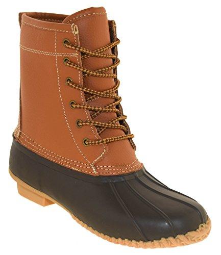 Khombu Women's Lauren Duck Boots, 9M ()