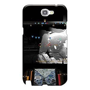 Great Hard Phone Cases For Samsung Galaxy Note 2 (PIX686pDIA) Allow Personal Design Attractive Rise Against Pattern