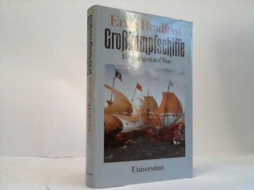 Großkampfschiffe: Festungen auf See