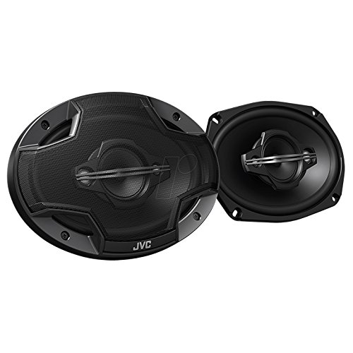 JVC Regular CS-HX6949 Speaker - 80 W RMS - 490 W PMPO - 4-wa