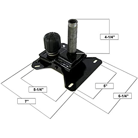 Stoneville Replacement Swivel Tilt For Caster Chairs