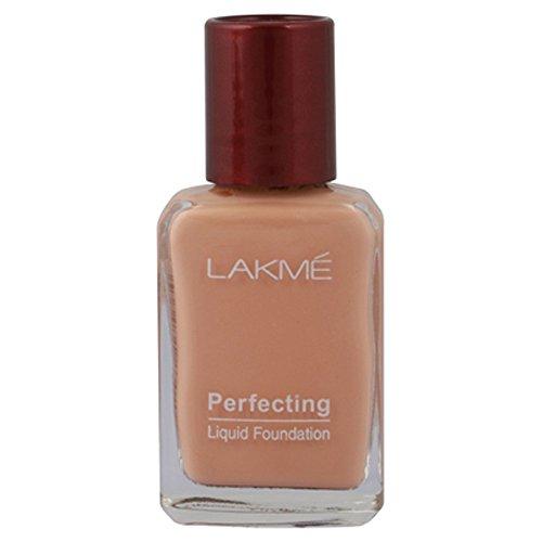 Lakme Perfecting Liquid Foundation, Pearl, 27ml by Lakme