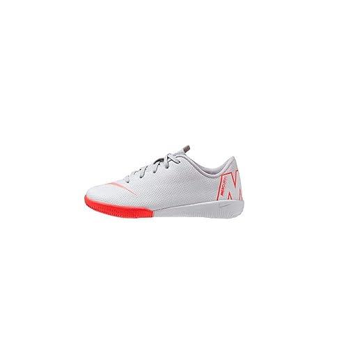 Nike Jr Vapor 12 Academy PS IC, Zapatillas de fútbol Sala Unisex Niños: Amazon.es: Zapatos y complementos