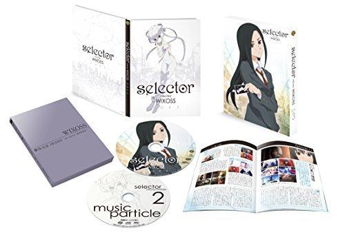 Animation - Selector Infected Wixoss Box 3 (DVD+CD) [Japan LTD DVD] 10005-07456