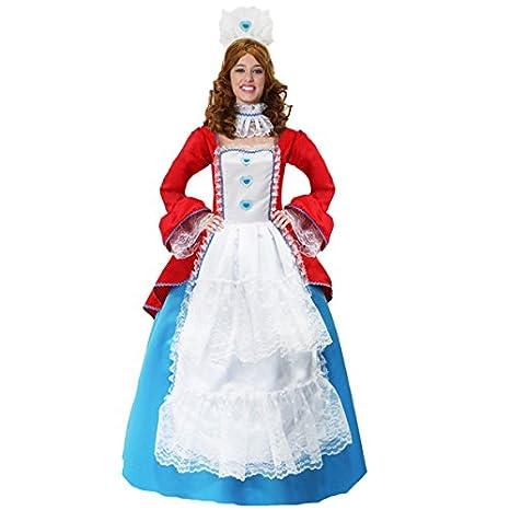 c13de65d9cd71 Pegasus Vestito Costume Maschera di Carnevale Adulti COLOMBINA - Taglia L -  48 50 Donna